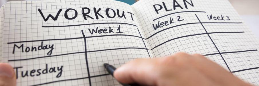 programma allenamenti